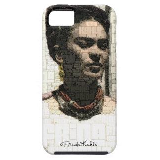 Frida Kahlo Textile Portrait Tough iPhone 5 Case