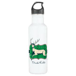 Frida Kahlo | The Wounded Deer 710 Ml Water Bottle