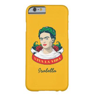 Frida Kahlo | Viva la Vida Barely There iPhone 6 Case