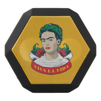 Frida Kahlo   Viva la Vida Black Bluetooth Speaker