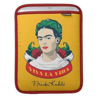 Frida Kahlo | Viva la Vida iPad Sleeve