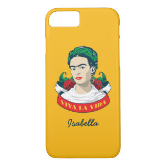 Frida Kahlo | Viva la Vida iPhone 8/7 Case