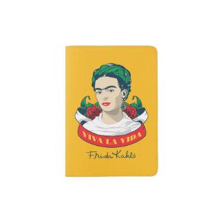 Frida Kahlo | Viva la Vida Passport Holder