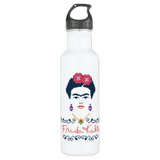 Frida Kahlo | Viva Mexico 710 Ml Water Bottle