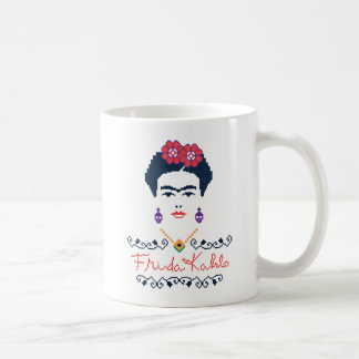 Frida Kahlo | Viva Mexico Coffee Mug