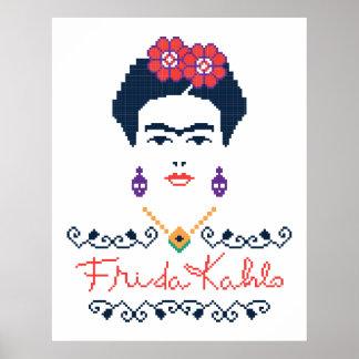 Frida Kahlo | Viva Mexico Poster