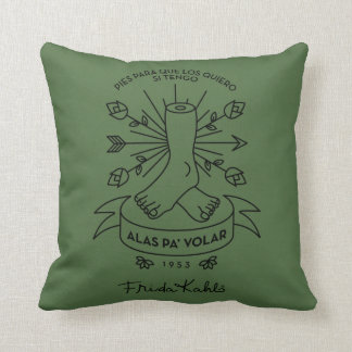 Frida Kahlo | Wings to Fly Cushion