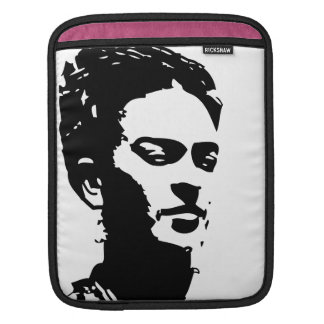 Frida Shadow Portrait iPad Sleeve