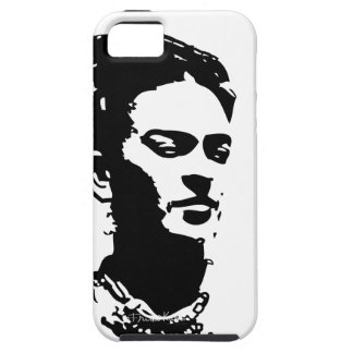 Frida Shadow Portrait iPhone 5 Cover
