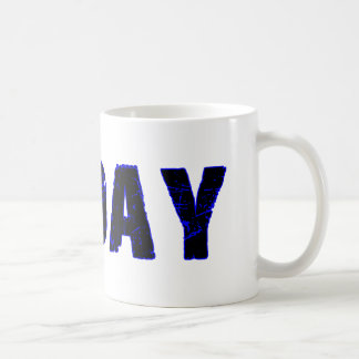 Friday Day of the Week Merchandise Mugs