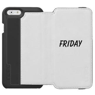 friday incipio watson™ iPhone 6 wallet case