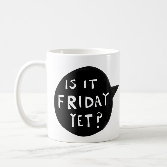 Friday Mug