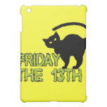 Friday The 13th - Bad Luck Day Superstition iPad Mini Cases