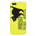 Friday The 13th - Bad Luck Day Superstition Case For iPhone 5