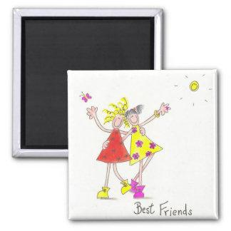 Fridge magnet for your Best Friend