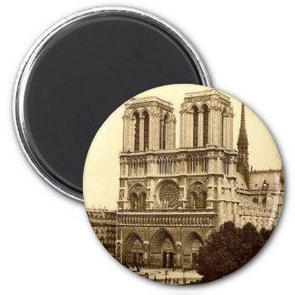 Fridge Magnet - Paris, Notre Dame