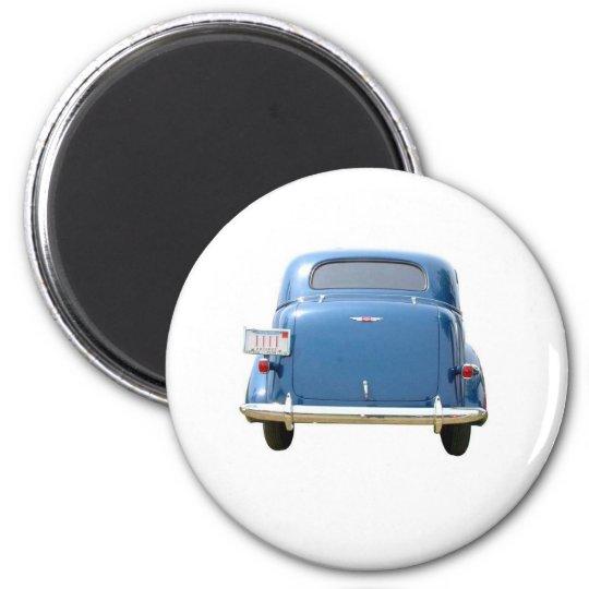 Fridge Magnet ~ Retro 1940s Chevy