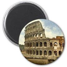 Fridge Magnet - Rome, Colosseum Fridge Magnet