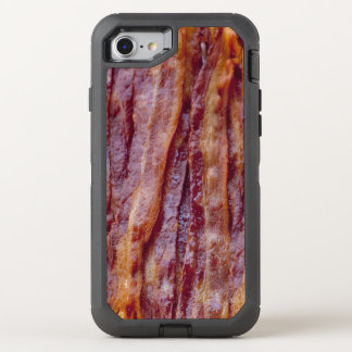 Fried bacon OtterBox defender iPhone 7 case