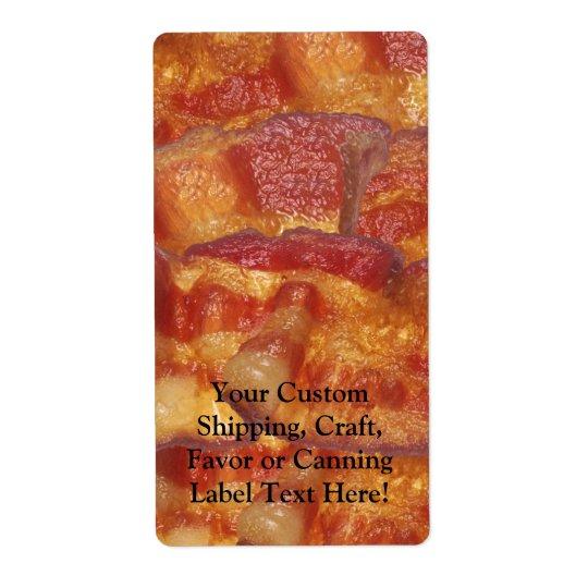 Fried Bacon Strip