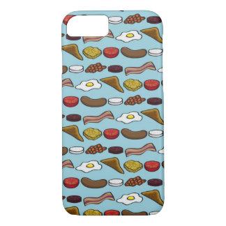 Fried Breakfast iPhone 8/7 Case