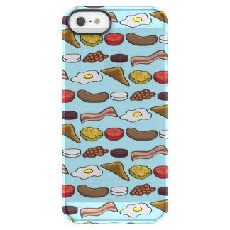 Fried Breakfast Permafrost® iPhone SE/5/5s Case