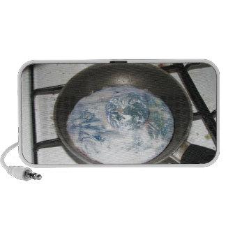 Fried Earth Speaker System