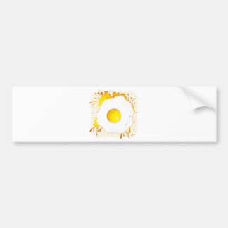 Fried_Egg Bumper Sticker