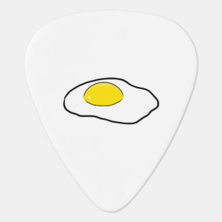 Fried Egg Cartoon Drawing Poached Eggs Sunny Side Plectrum