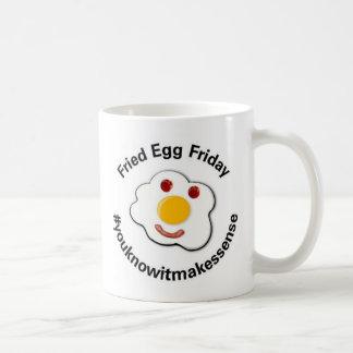 Fried Egg Friday Coffee Mug
