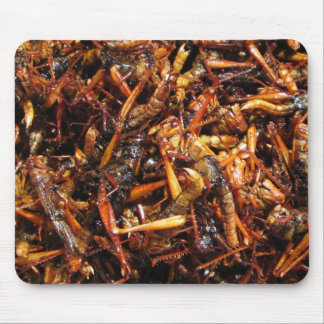 Fried Grasshopper (Takkataen Thot) Mousepad