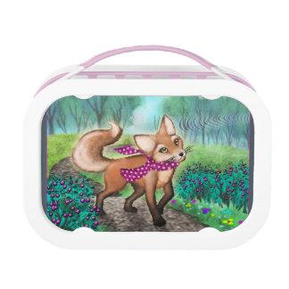 Frieda Tails lunchbox