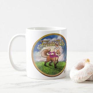 Frieda Tails mug