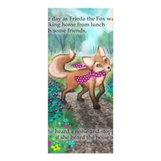 Frieda Tails Volume 2 bookmark Rack Card