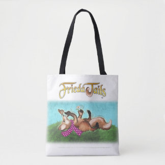 Frieda Tails Volume 2 tote bag