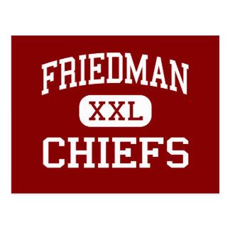 Friedman - Chiefs - Middle - Taunton Massachusetts Postcard