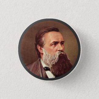Friedrich Engels - Lapel Pin