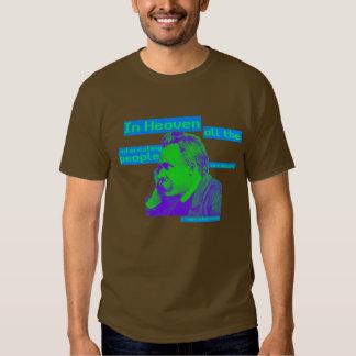 Friedrich Nietzsche Tshirts