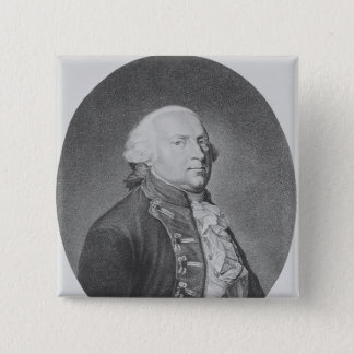 Friedrich Wilhelm II of Prussia 15 Cm Square Badge