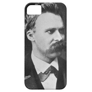 Friedrich Wilhelm Nietzsche (1844-1900) 1873 (b/w Barely There iPhone 5 Case
