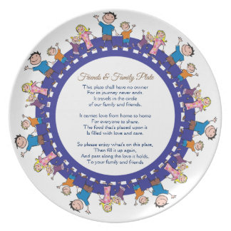 Friend and Family Sharing Plate - Casual
