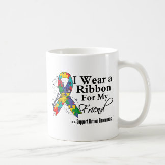 Friend - Autism Ribbon Coffee Mug
