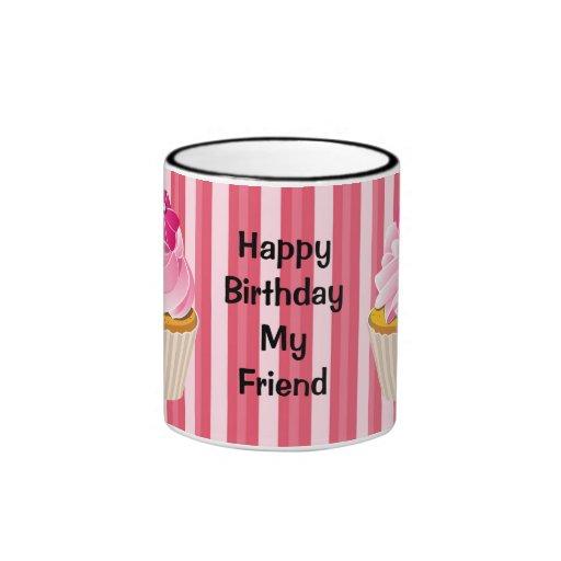 Friend Birthday Gift Mug