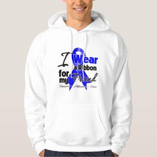 Friend - Colon Cancer Ribbon Hoodie