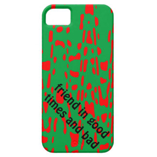 friend in good times and bad iPhone 5 covers