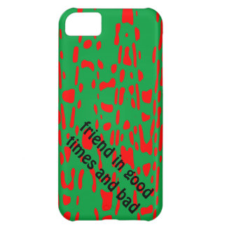 friend in good times and bad iPhone 5C case