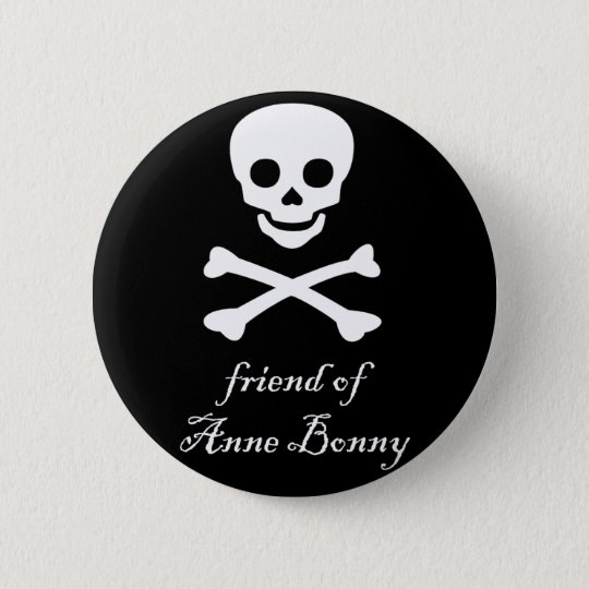 friend of Anne Bonny bi/pan pride button