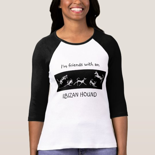 Friend of Ibizan Hound T-Shirt