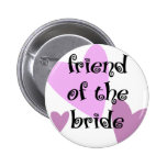 Friend of the Bride Badges