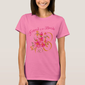 Friend of the Bride Tshirts and Gifts